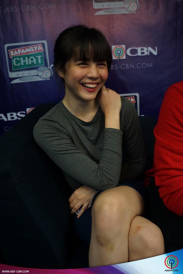Janella at Marlo, muling nakipagkulitan sa Kapamilya Chat