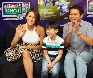 My Super D Dominic Ochoa, Bianca Manalo and Marco Masa On Kapamilya Chat