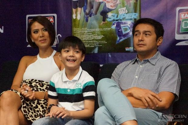 My Super D Dominic Ochoa, Bianca Manalo and Marco Masa On Kapamilya Chat