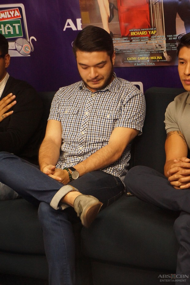 Joem, Josef and Manuel on Kapamilya Chat
