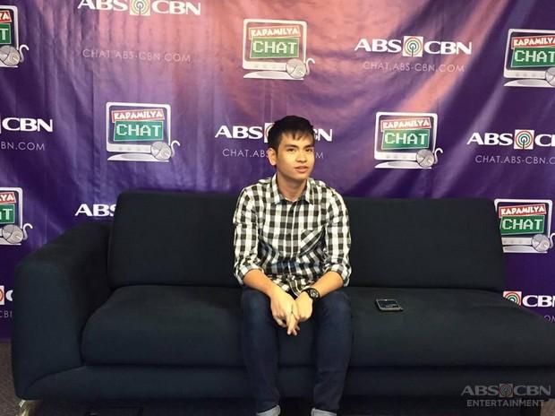 Jairus Aquino on Kapamilya Chat