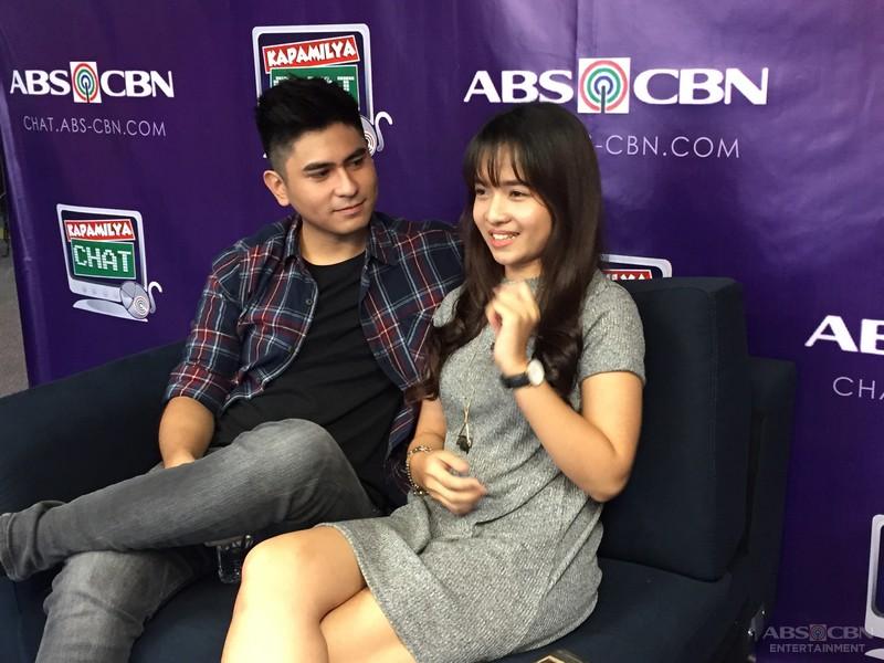 Kapamilya Chat with online singing sensation Kristel Fulgar and CJ Navato