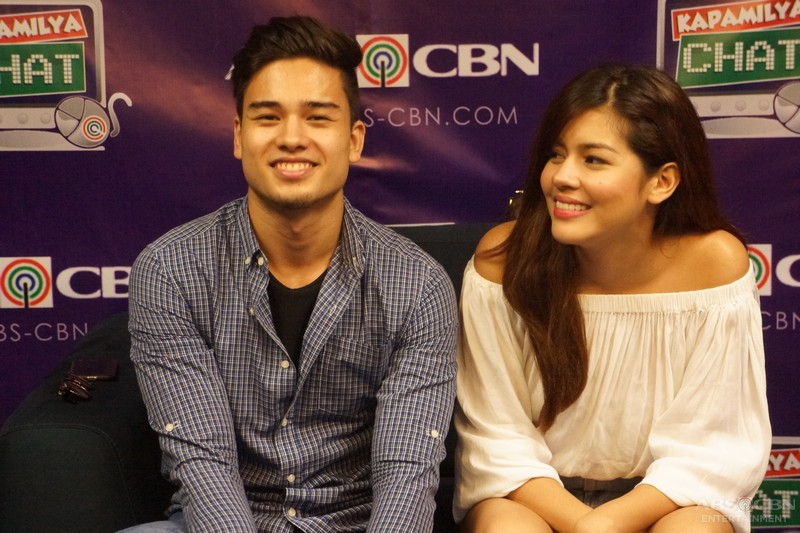 Kapamilya chat with Marco Gumabao and Ingrid Dela Paz