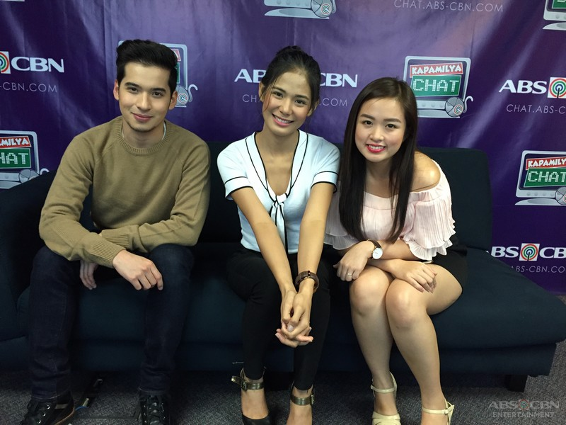 Kapamilya Chat with Trina, Devon and Christian