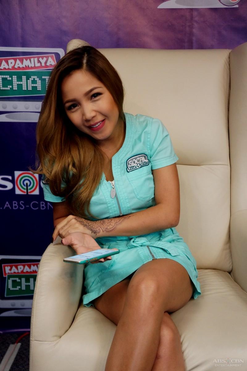 Dawn Chang on Kapamilya Chat