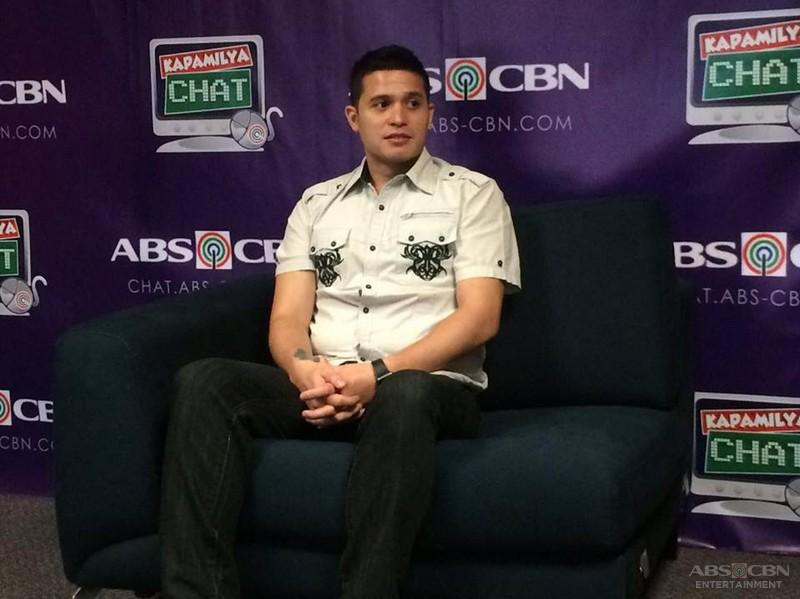 Kapamilya Chat with Cogie Domingo