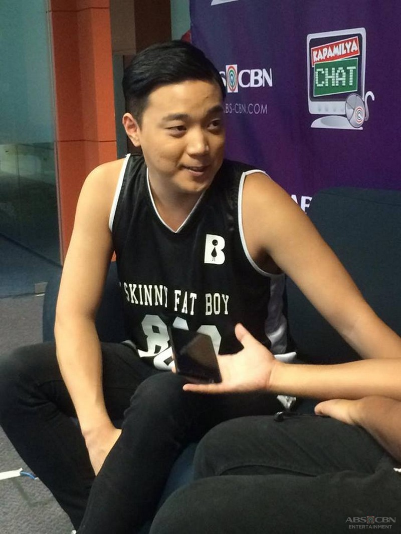 Ryan Bang on Kapamilya Chat