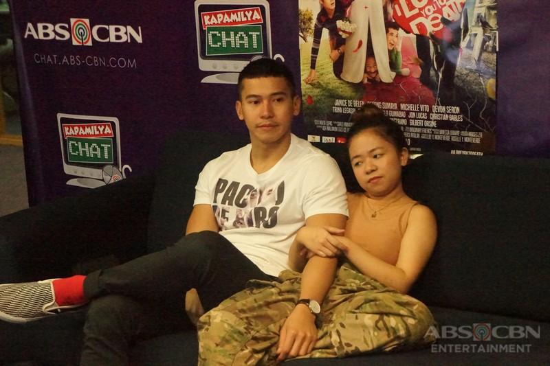 Kapamilya Chat with Enchong Dee and Kiray Celis