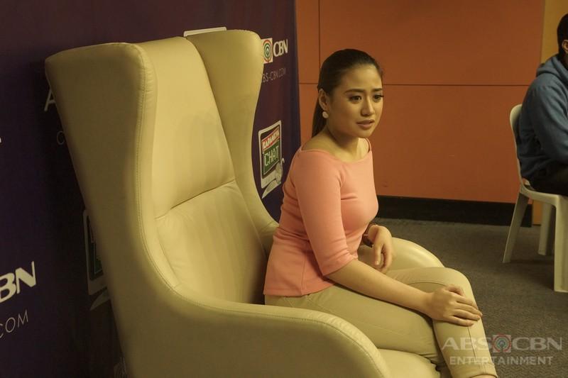 Morissette Amon on Kapamilya Chat