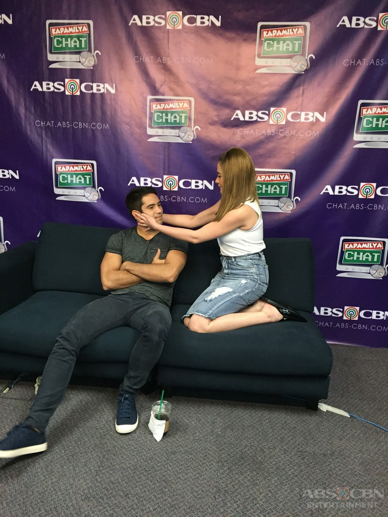 Kapamilya Chat with Gerald Anderson and Bea Alonzo
