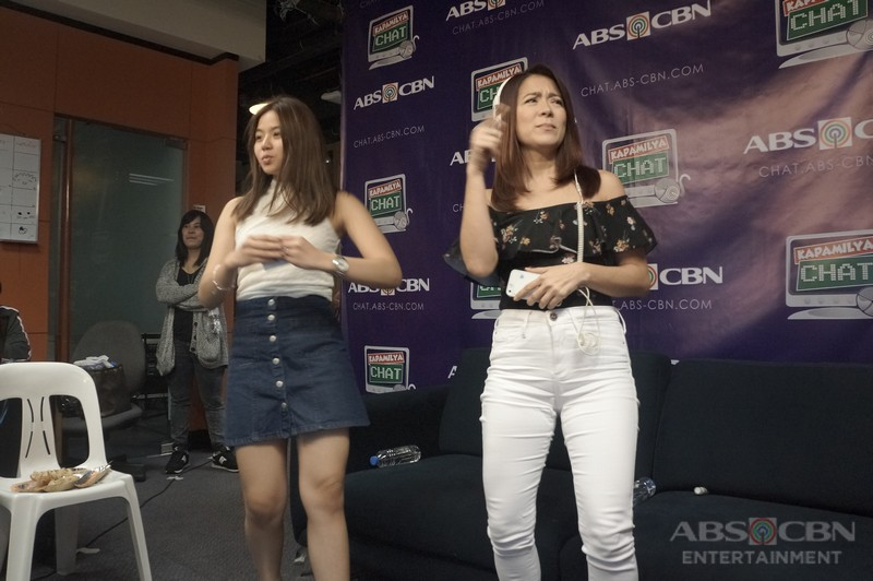 Kapamilya Chat with Miles Ocampo and Antoinette Taus
