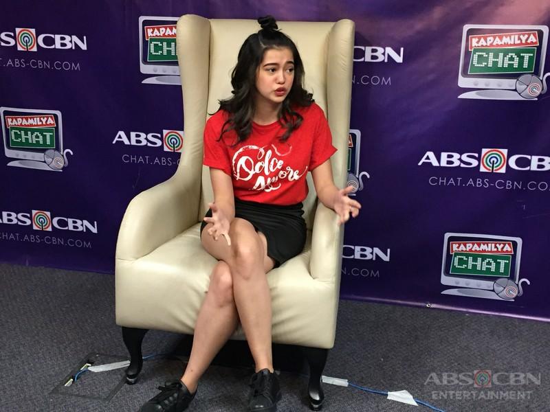 Sue Ramirez on Kapamilya Chat