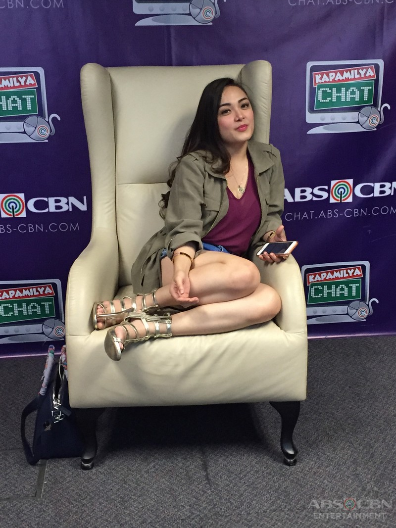 Kapamilya Chat with Meg Imperial