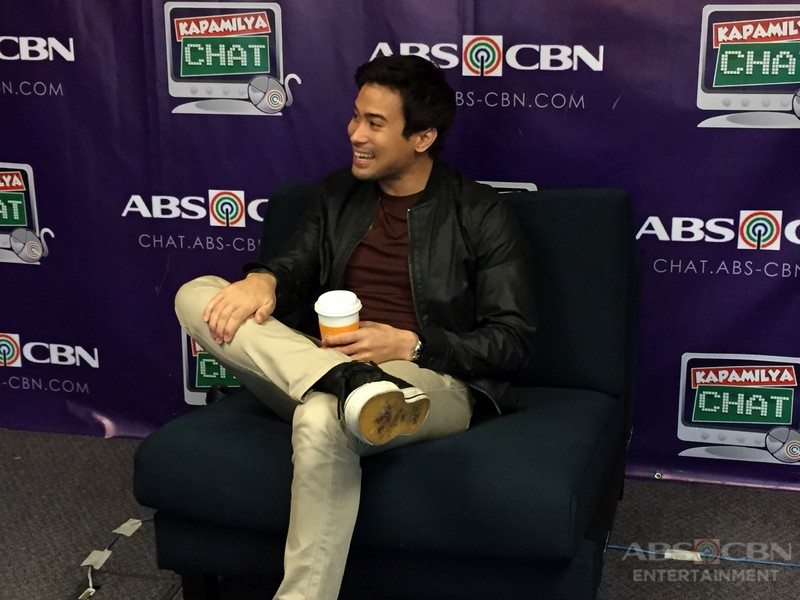 Kapamilya Chat with Sam Milby for The Third Party