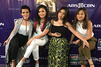 Kapamilya Chat with Divas Kyla, KZ, Angeline and Yeng