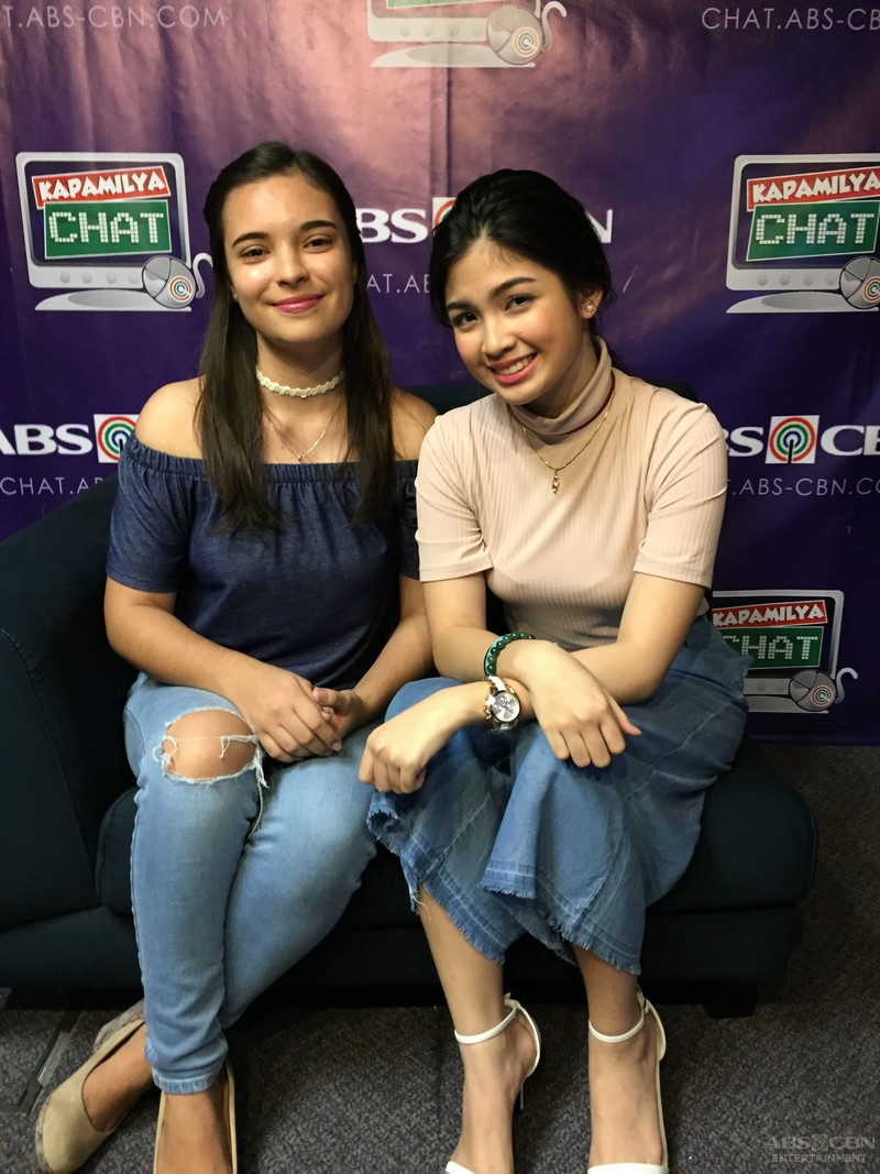 Kapamilya Chat with Heaven Peralejo and Kristine Hammond
