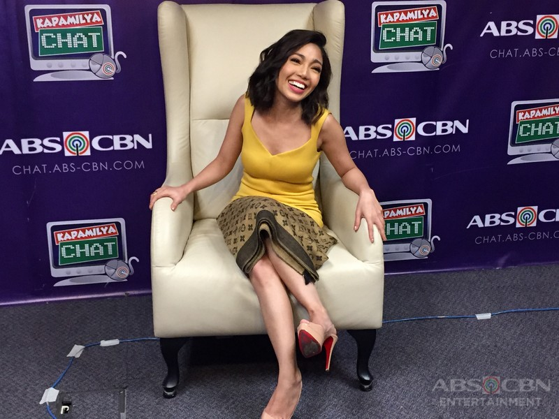 Kapamilya Chat with Queen of the night Jona