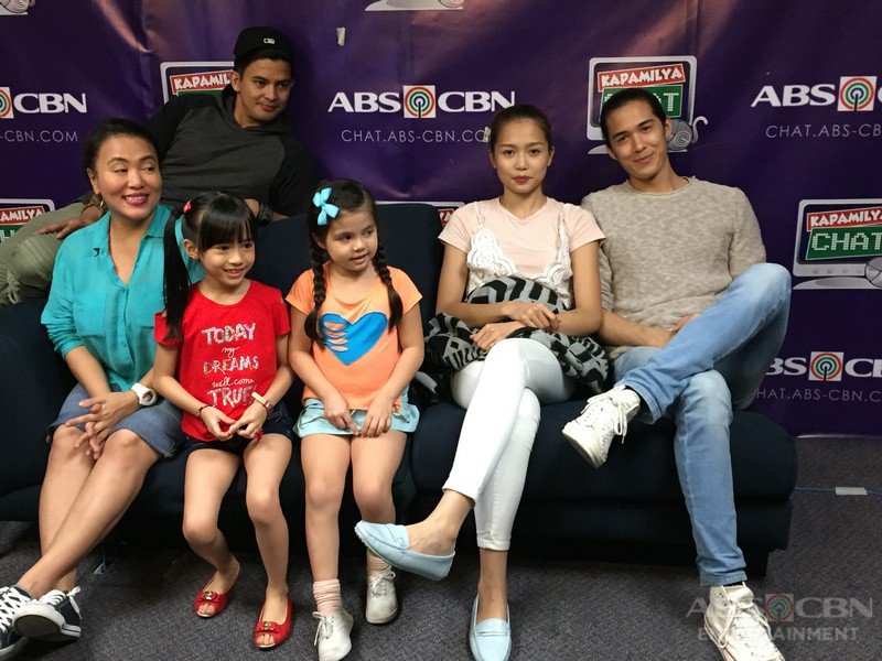 Kapamilya Chat with the cast of Langit Lupa