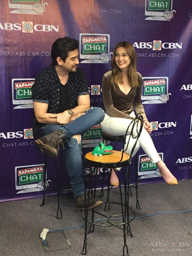 Kapamilya Chat with Bea Alonzo and Ian Veneracion