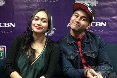 Kapamilya Chat with Joem Bascon and Mercedes Cabral