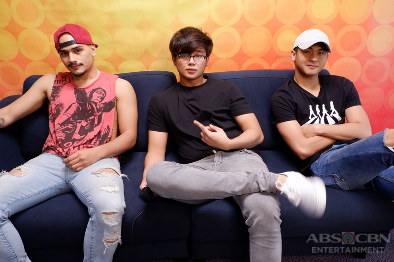 Kapamilya Chat with Kiko, Yves and Paulo