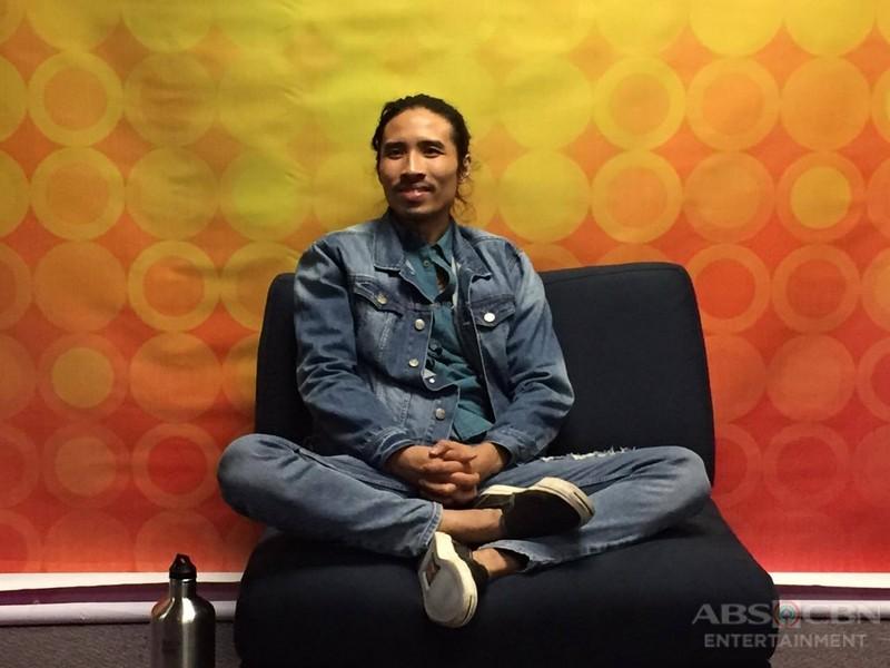 Pepe Herrera on Kapamilya Chat