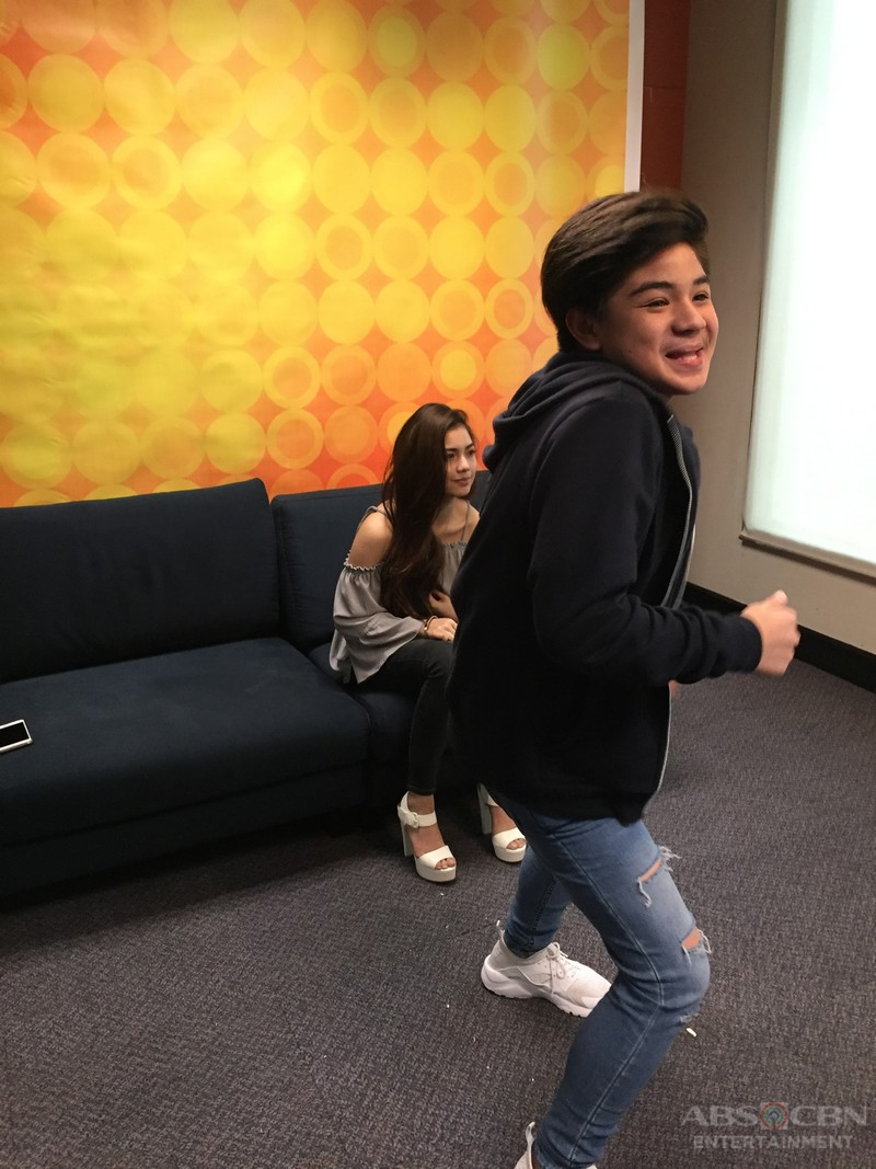 Kapamilya Chat with Jane De Leon and Bugoy Cariño