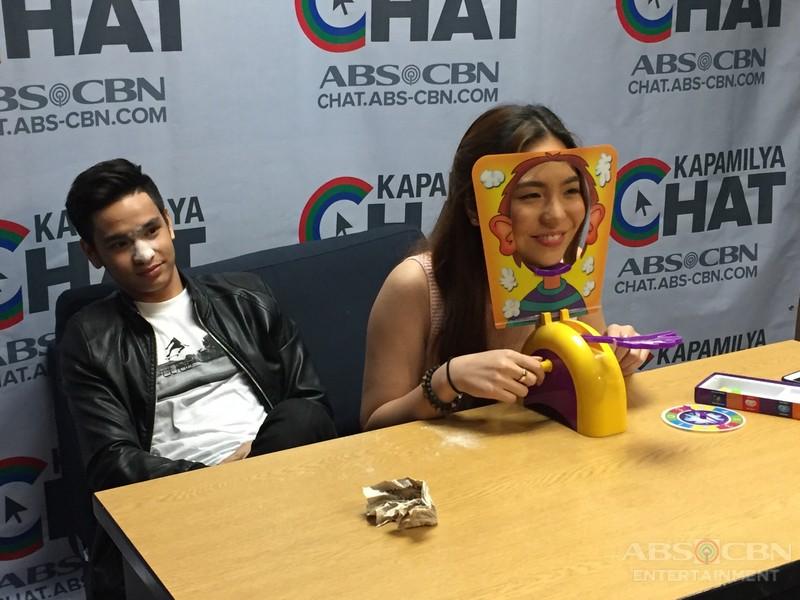 Kapamilya Chat with Sharlene and Jairus for Langit Lupa