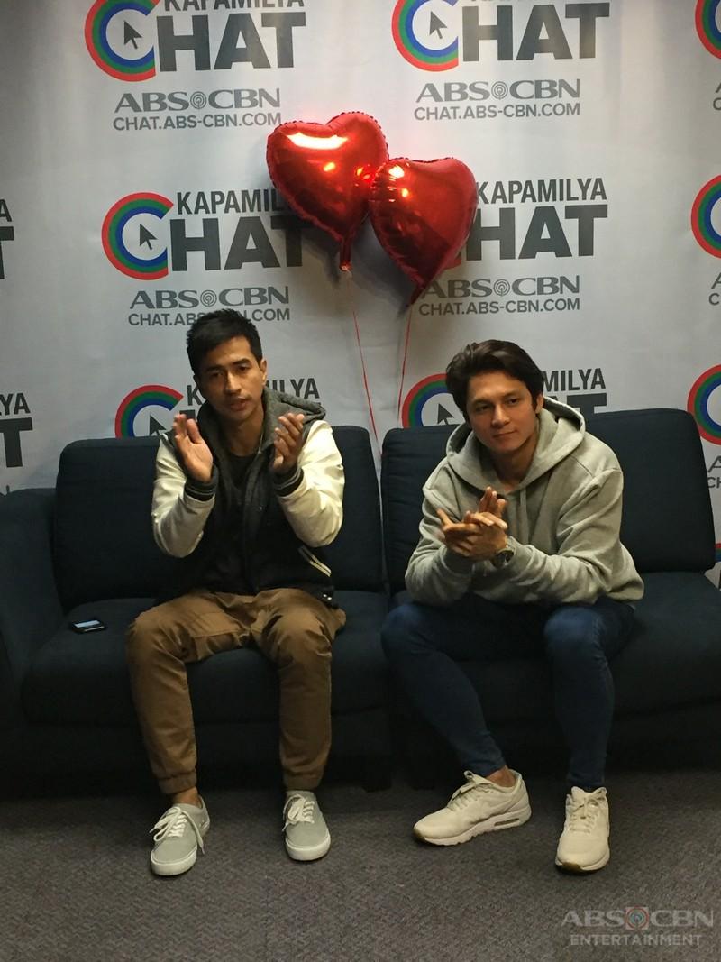 Kapamilya Chat with Joseph Marco and RK Bagatsing