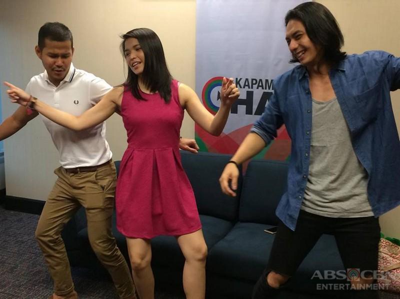Kapamilya Chat Wit Jerome, Aura and Luis