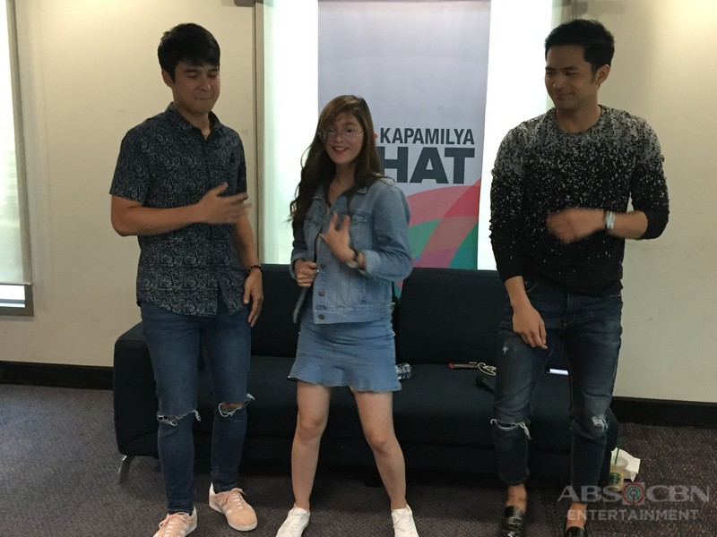 Kapamilya Chat with Barbie, Enzo and Jerome