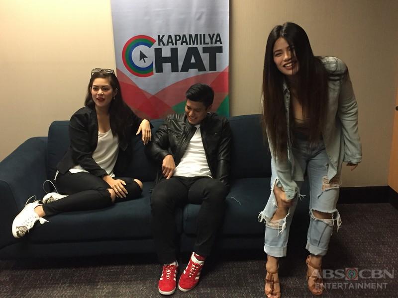 The Better Half stars Shaina, JC and Denise on Kapamilya Chat