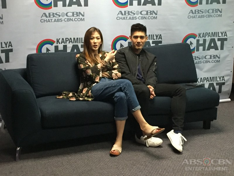 I Can Do That hosts Robi And Alex on Kapamilya Chat