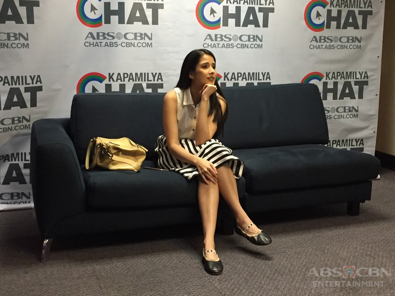 PHOTOS: Kapamilya Chat with Maxene Magalona