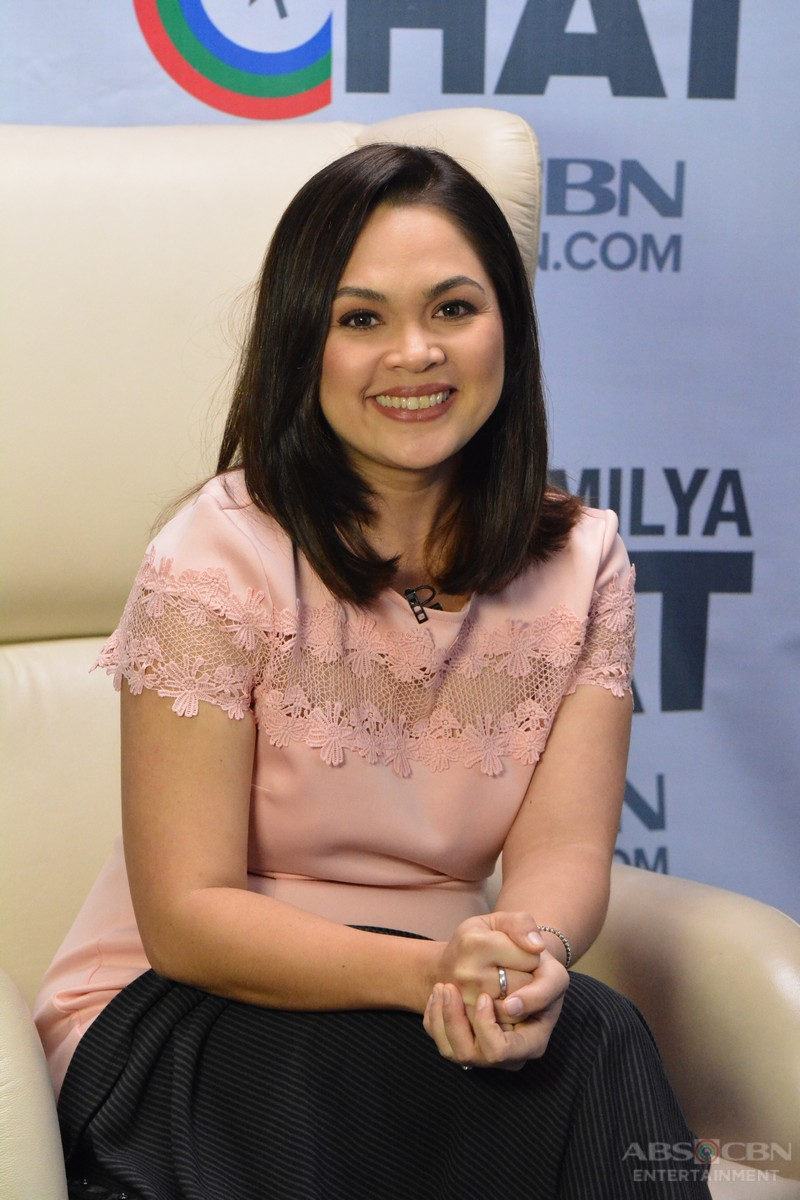 PHOTOS: Kapamilya Chat with Judy Ann Santos-Agoncillo for Bet On Your Baby