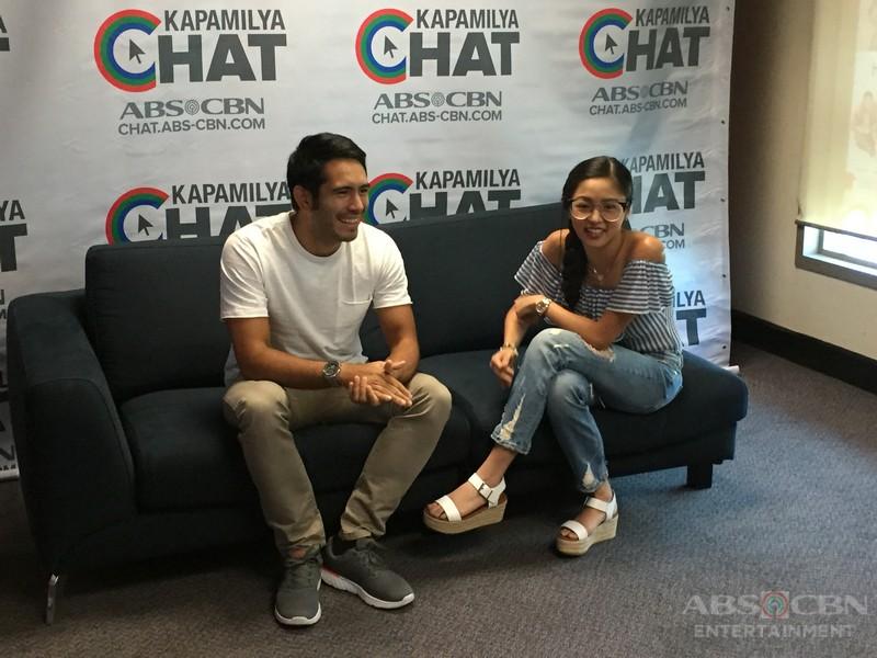 PHOTOS: Kapamilya Chat With Kim Chiu And Gerald Anderson For Ikaw Lang Ang Iibigin