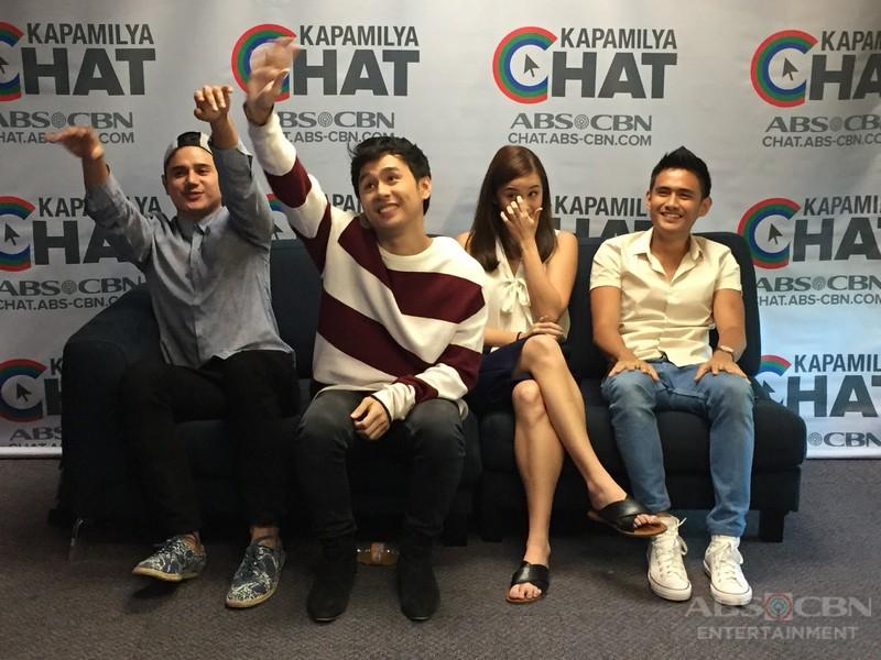 PHOTOS: Kapamilya Chat With Lem, Fifth, Jomari and Sophie for Ipaglaban Mo
