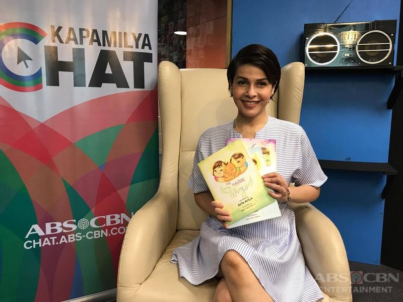 IN PHOTOS: Kapamilya Chat With Rita Avila