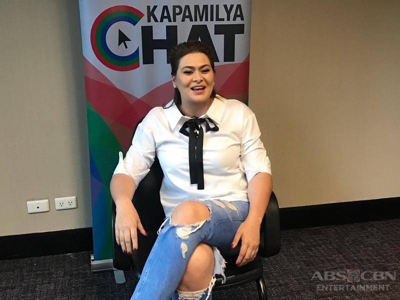 Kapamilya Chat With Aiko Melendez