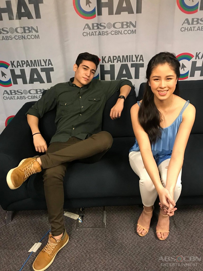 PHOTOS: Kapamilya Chat With Marco And Kisses