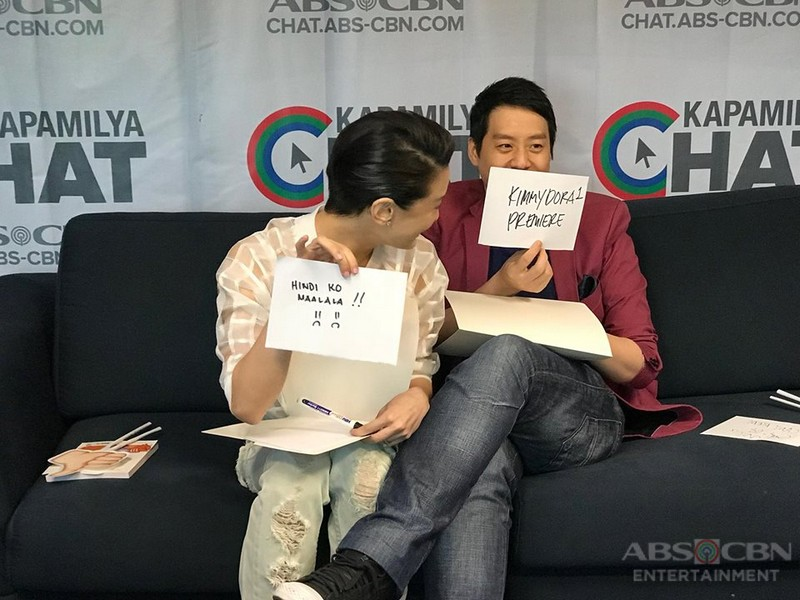 PHOTOS: Kapamilya Chat With Maricar and Richard Poon