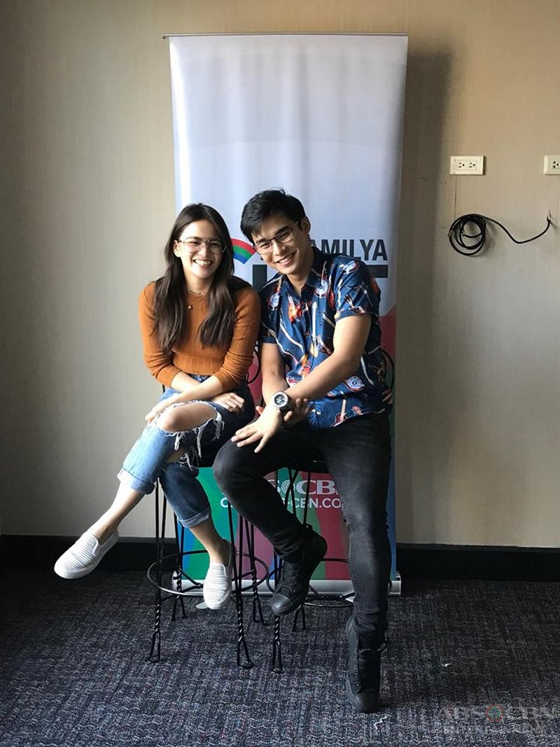 PHOTOS: Kapamilya Chat With Mccoy And Elisse for their upcoming album