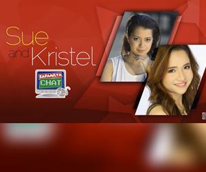 Kapamilya Chat with Sue Ramirez and Kristel Fulgar for Pangako Sa 'Yo  Image Thumbnail