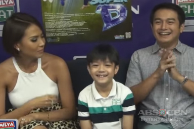 Kapamilya Chat with Dominic Ochoa, Bianca Manalo and Marco Masa for My Super D