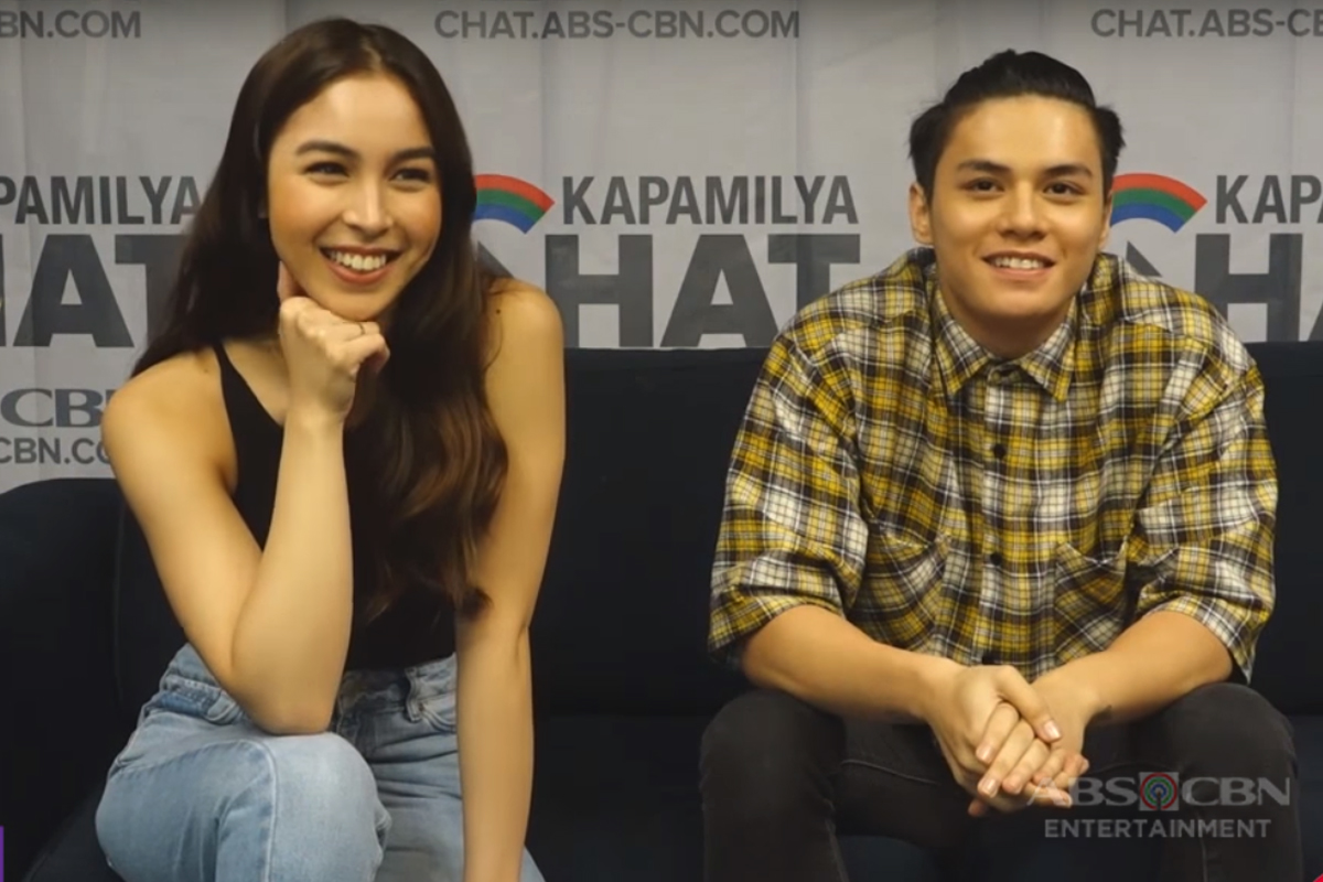 Kapamilya Chat with Julia and Ronnie for A Love to Last Image Thumbnail
