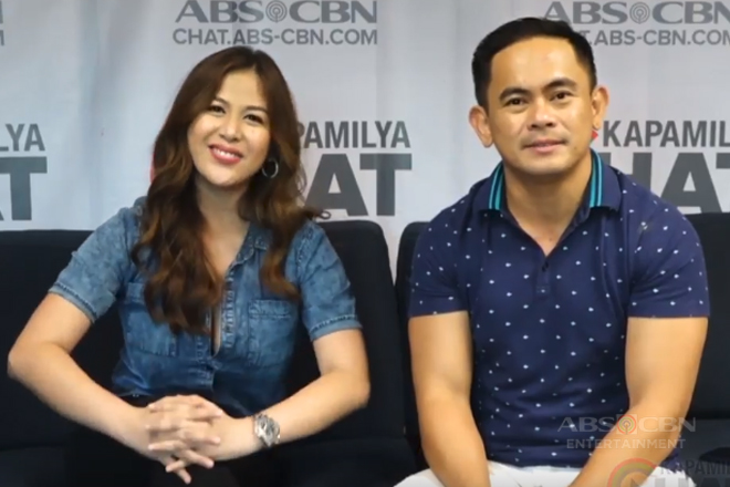 Kapamilya Chat with Valerie Concepcion and Jayson Gainza for Ipaglaban Mo
