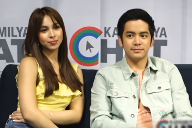 Kapamilya Chat with Joshua Garcia and Julia Barretto for I Love You, Hater