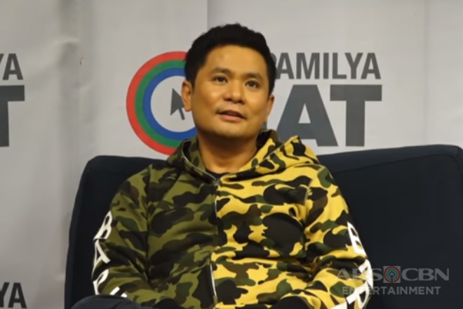 Kapamilya Chat with Ogie Alcasid for his concert