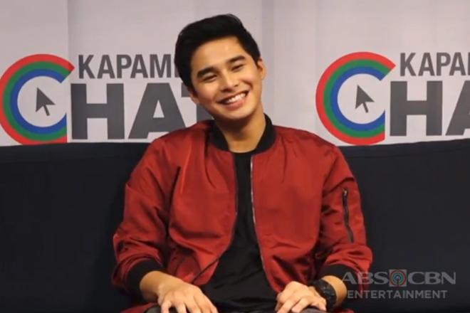 Kapamilya Chat With Mccoy de Leon for FPJ's Ang Probinsyano 3rd Anniversary