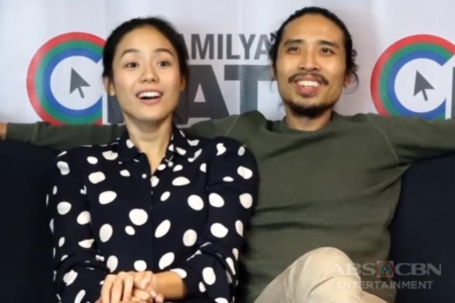 Kapamilya Chat with Ritz Azul and Pepe Herrera for their movie The Hopeful Romantic